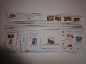 module bak nr 2 tekening